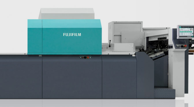 Commercial Inkjet 720s Printer Is Fast Amp Offers High